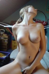 Teen Babe in my mobile